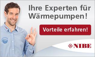 Geoplan - Ihr NIBE Effizienz- partner vor Ort in Rostock und MV